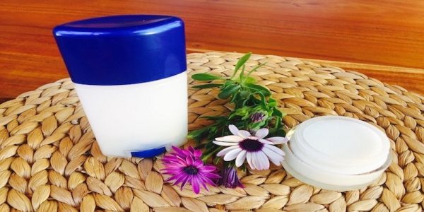 Desodorante casero muy eficaz